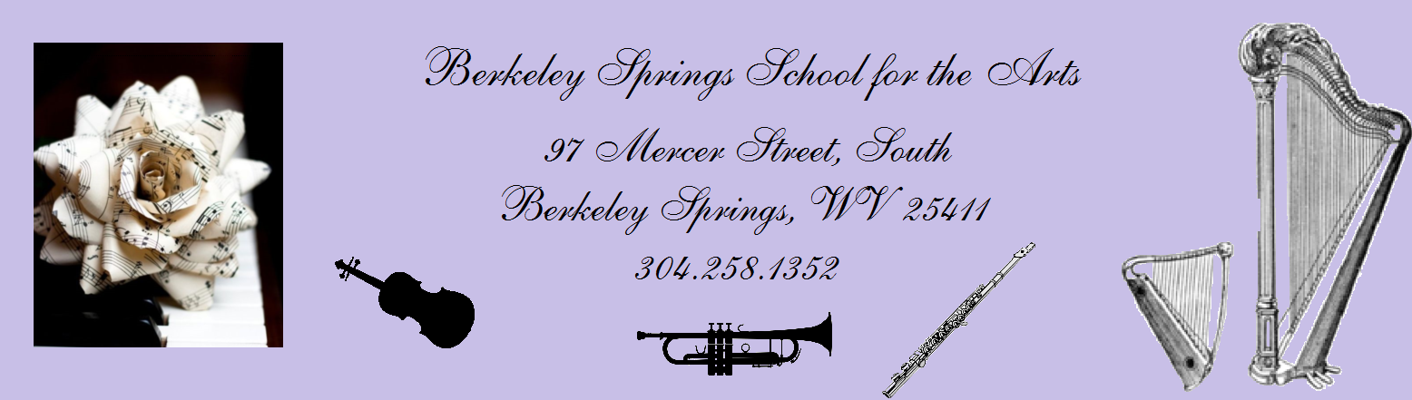 Berkeley Springs School for the Arts